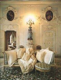 Royal elegance decor inspiration