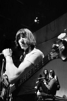"""more-relics: """"Roger Waters Pink Floyd 'Forum Music', Studio Francoeur, Paris 22 jan.1969, France. Photo by Jean-Pierre Leloir. """""""