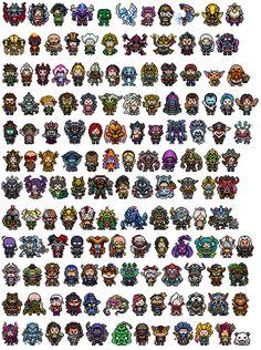 League Of Legends Support, League Of Legends Poster, Ashe League Of Legends, Evelynn League Of Legends, League Of Legends Video, League Of Legends Characters, Pixel Art Games, Cute Pokemon Wallpaper, Perler Bead Art