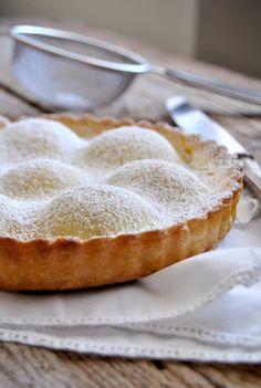 Crostata di susine e novità   La tarte maison