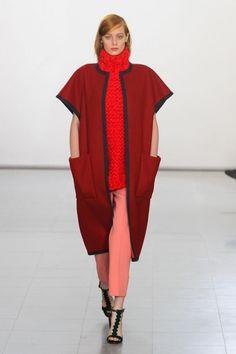 London Fashion Week: Issa London Autumn/Winter 14 | Buro 24/7