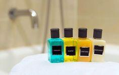 Γιατί τα ξενοδοχεία προσφέρουν σαπούνια σαμπουάν λοσιόν αλλά όχι οδοντόκρεμα;