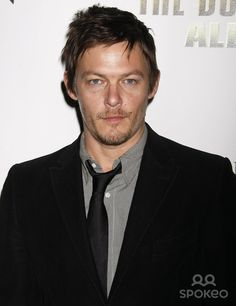 """Photo by: NPX/starmaxinc.com 2009. 10/28/09 Norman Reedus at the premiere of """"The Boondock Saints II: All Saints Day"""". (Los Angeles, CA) ***Not for syndication in France!***"""