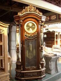 Jam Hias Rahwana | Alfah Furniture