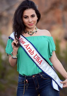 Guinwa Zeineddine: Miss Arab USA | Clarion Project