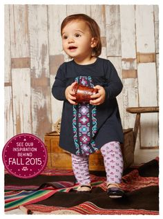 Now @ Hoity Toity | Baby Girl Clothes & Baby Girl Outfits | Tea Collection | Shop for your little ones today!