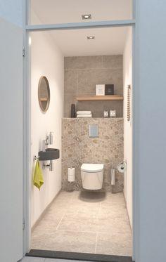 Like the mosaic wall tiles Toilet Room Decor, Small Toilet Room, Diy Bathroom Decor, Bathroom Renos, Washroom Design, Toilet Design, Bathroom Design Luxury, Bathroom Design Small, Inspiration Wc