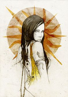 Arianne Martell by Elia Fernández