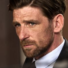 Paul Anderson...love him as madman Arthur Shelby in Peaky Blinders!