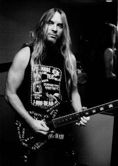 Jeff Hanneman                                                                                                                                                                                 More