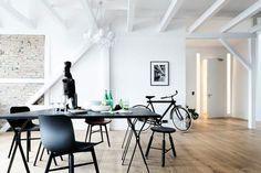 瑞典小公寓的品味舒適-設計家 Searchome