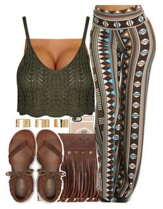 A fashion look from July 2015 featuring Aéropostale sandals, Patricia Nash clutches and ASOS rings. Browse and shop related looks. Cute Swag Outfits, Dope Outfits, Stylish Outfits, Girl Outfits, Fashion Outfits, Womens Fashion, Asos Fashion, Fashion Tips, Spring Summer Fashion