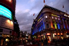 Ripley's Believe-It-Or-Not Museum, Piccadilly Circus. Worth a visit!