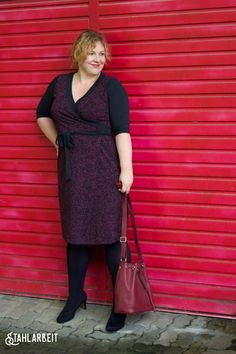I'm a Wrap Dress Activist | Stahlarbeit