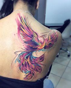 Phoenix tattoo: modern designs + list of meanings - tattoo styles - phoenix tat . - Phoenix Tattoo: modern designs + list of meanings – Tattoo Styles – Phoenix Tattoo: modern desi - Up Tattoos, Body Art Tattoos, Sleeve Tattoos, Tattoos For Guys, Tatoos, Celtic Tattoos, Belly Tattoos, Thigh Tattoos, Form Tattoo