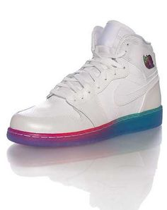 #FashionVault #Jordan #Girls #Footwear - Check this : JORDAN GIRLS White Footwear / Basketball 4Y for $49.95 USD