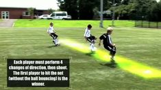 Coerver Coaching Mirror Moves - Week 09
