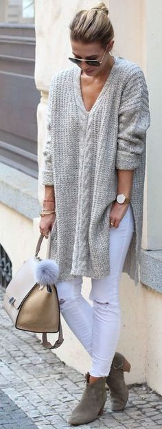 Love the Oversized Knit