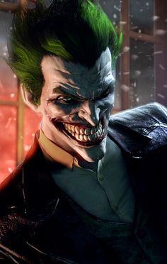 The Joker Arkham Origins