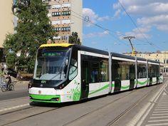 First Škoda tram enters service in Miskolc - Railway Gazette