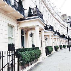 charming London side streets