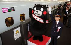 Kumamon is Japan's national mascot. Yuruchara no longer only represent commercial brands but also more abstract concepts.