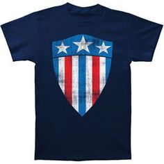 Marvel comics captain america – first shield – fitted jersey tee - http://bandshirts.org/product/marvel-comics-captain-america-first-shield-fitted-jersey-tee/