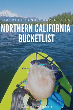 Everything you won't want to miss between SF + Oregon! All family friendly adventures you can do with your kids.