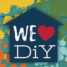 "We LOVE ""Do It Yourself"" projects! Do you?"
