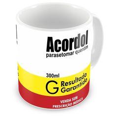 Caneca Personalizada Acordol - ArtePress - Brindes em Almofadas, Canecas, Copos, Squeeze