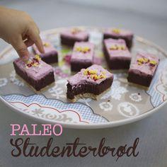 Paleo Studenterbrød
