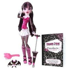 Monster High Draculaura | Monster High Dolls