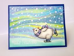 12 Days of Christmas Cards entry by Kristina