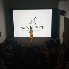 @netaporter's Executive Chairman and Founder Natalie Massenet, plus @thenetset's Vice President of Social Commerce, Sarah Watson, and Creative Director, Alexandra Hoffnung, introduce it to the world on TheNETSET.com #youCANsitwithus