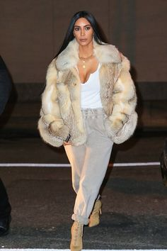 """""""Kim out in NYC - January 16, 2017 """""""