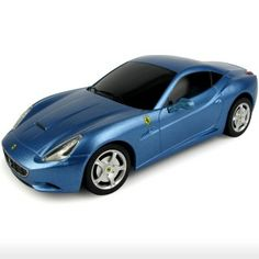 Ferrari California - Blue For more Rastar toys, visit http://www.yellowgiraffe.in/ #Rastar #toys #cars #Ferrari