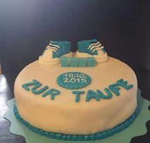 Diese schöne Torte hat Evelyn gemacht. Vielen Dank für das Bild.  Rollfondant findet ihr bei uns im Shop:  http://www.tolletorten.com/advanced_search_result.php?keywords=Rollfondant&x=0&y=0