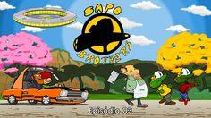 Sapo Brothers na TV - Temporada 01: Episódio 03