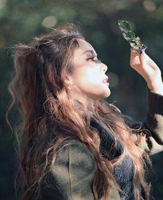 park hye min PONY makeup