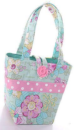 Bundle Pack: Boutique Mini Tote and Fat Quarter Handbag