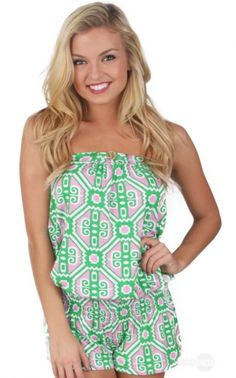Youthless Romper