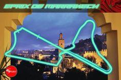 ePrix de Marrakech de Formule E – Tour virtuel.