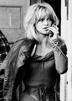 goldie hawn bird on a wire photos | need a bed. I need a bath. I need a massage. I need a manicure... I ...