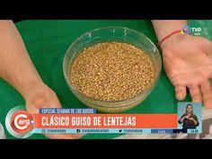 GUISO DE LENTEJA - YouTube The Creator, Vegetables, Instagram, Youtube, Food, Legumes, Essen, Vegetable Recipes, Meals