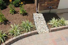 whimsical hardscape paver designs | Bellbrook, Ohio Landscape / Hardscape Design & Installation | Wildes ...