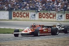 Gilles Villeneuve