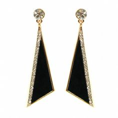 Brinco Triangulo Black https://www.mariasanta.com.br/produto/9716/Brinco-Triangulo-Black