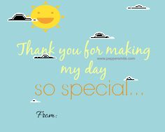 Thank You For Making My Day You Make Me, How To Make, Personalized Thank You Cards, Your Cards, Thankful, Writing, Day, Personalised Thank You Cards, Being A Writer
