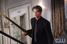 """""""Rose"""" - Daniel Gillies as Elijah in THE VAMPIRE DIARIES on The CW. Photo: Quantrell Colbert/The CW 2010 The CW Network, LLC. All Rights Reserved."""