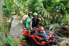 Fun Things to Do Near Tanah Lot Bali Quad Bike, Adventure Tours, Ubud, Bali, Things To Do, Coast, Quad, Things To Make, Adventure Travel